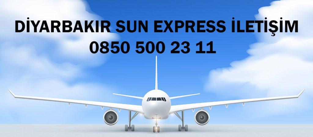 diyarbakır sun express iletişim