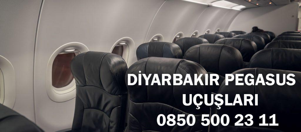 Diyarbakır pegasus uçuşları